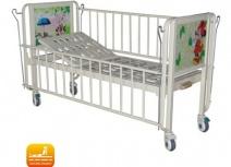 Giường y tế nhi 1 tay quay (GYM-004)